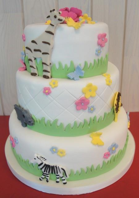 Royal Cake Baptême