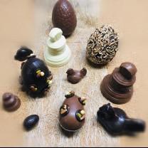 1 CHOCOLAT DE PAQUES