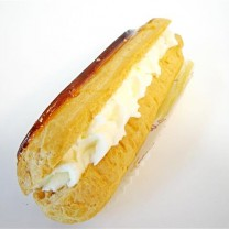 Eclair chantilly
